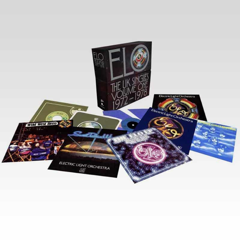 Buy Online Electric Light Orchestra - UK Singles Volume One 1972-1978 Boxset