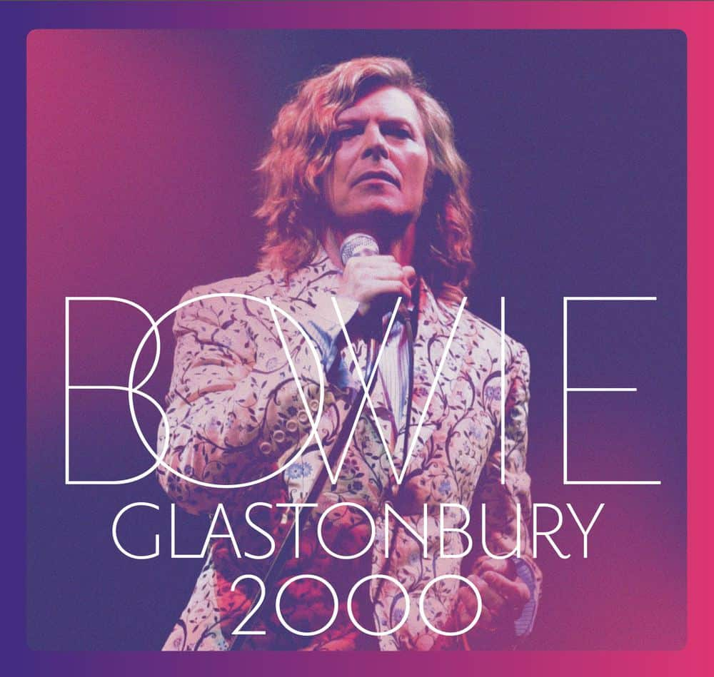 Buy Online David Bowie - Glastonbury 2000 Triple Vinyl