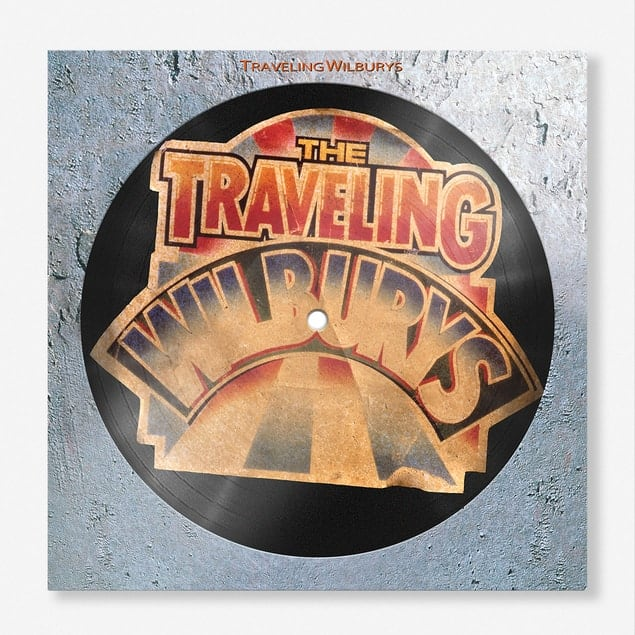 Buy Online The Traveling Wilburys - The Traveling Wilburys Vol. 1 30th Anniversary Picture Disc Vinyl