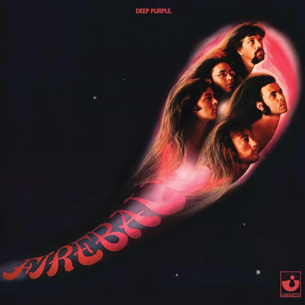 Buy Online Deep Purple - Fireball Purple Vinyl (2018 Remastered Version)