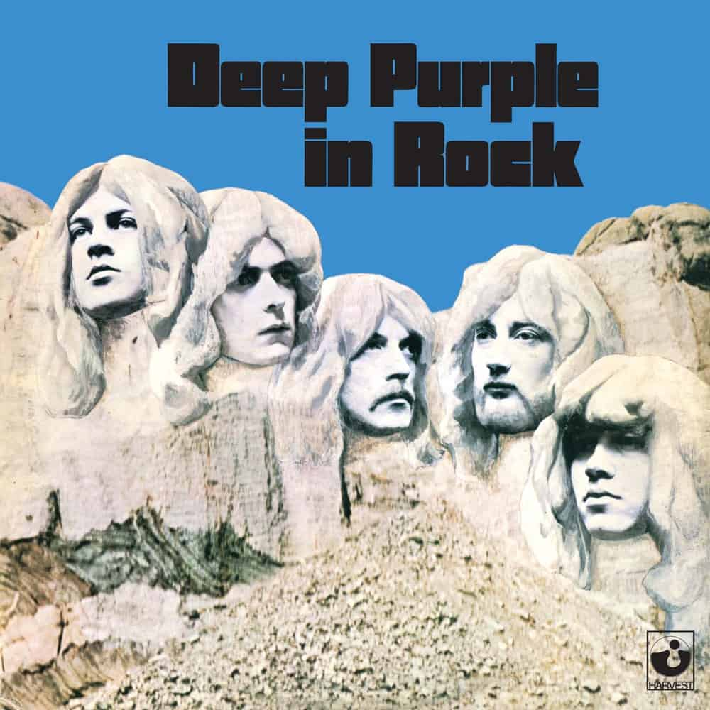Buy Online Deep Purple - In Rock Purple Vinyl (2018 Remastered Version)