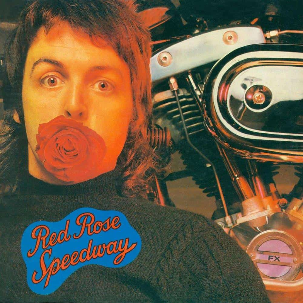 Buy Online Paul McCartney & Wings - Red Rose Speedway Original Double Vinyl