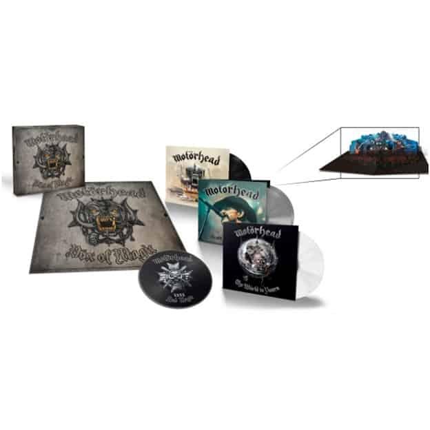 Buy Online Motörhead - Böx Of Magic Boxset