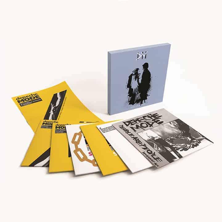 Buy Online Depeche Mode - Some Great Reward: The 12-Inch Singles Boxset