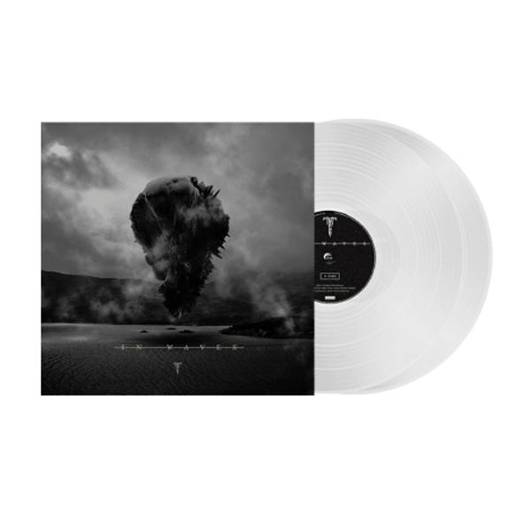 Buy Online Trivium - In Waves Double Clear Vinyl