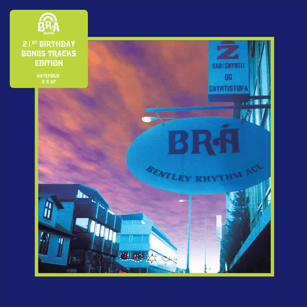 Buy Online Bentley Rhythm Ace - Bentley Rhythm Ace 21st Anniversary Edition Double Vinyl