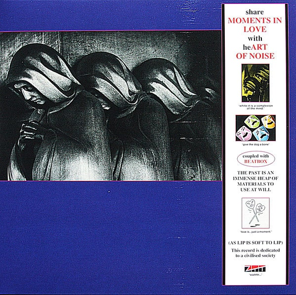 Buy Online Art of Noise -  Moments In Love Purple Vinyl