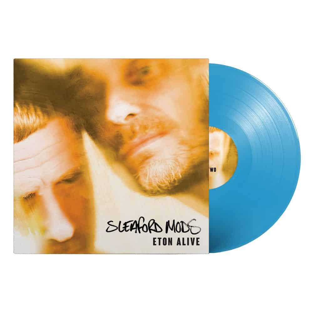 Buy Online Sleaford Mods - Eton Alive Blue Vinyl