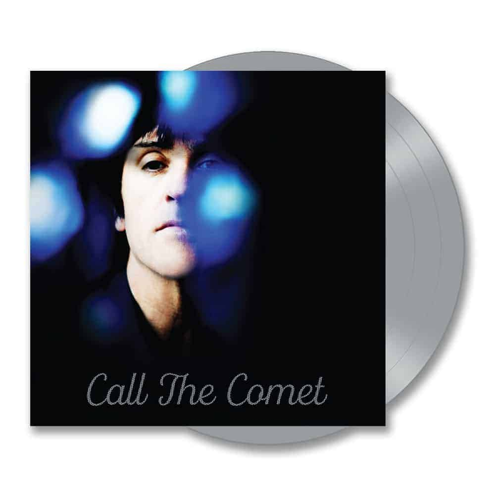 Buy Online Johnny Marr - Call The Comet Deluxe Vinyl LP (Ltd Edition Silver Vinyl)
