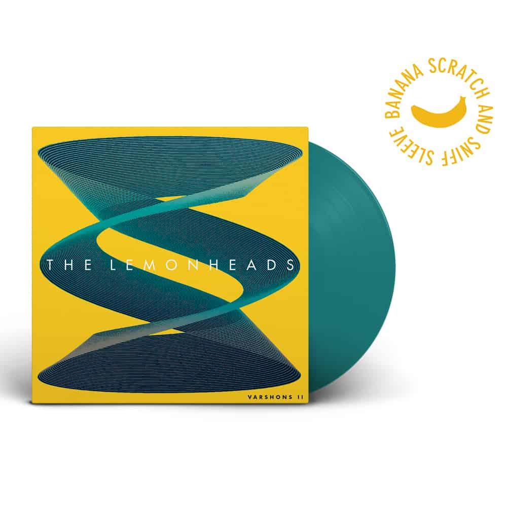 Buy Online The Lemonheads - Varshons 2 Ltd Edition Green Vinyl (With Scratch & Sniff Sleeve)