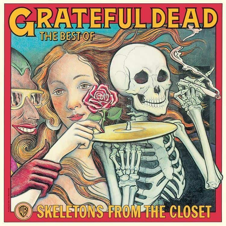 Buy Online Grateful Dead - Skeletons From The Closet: The Best Of The Grateful Dead White