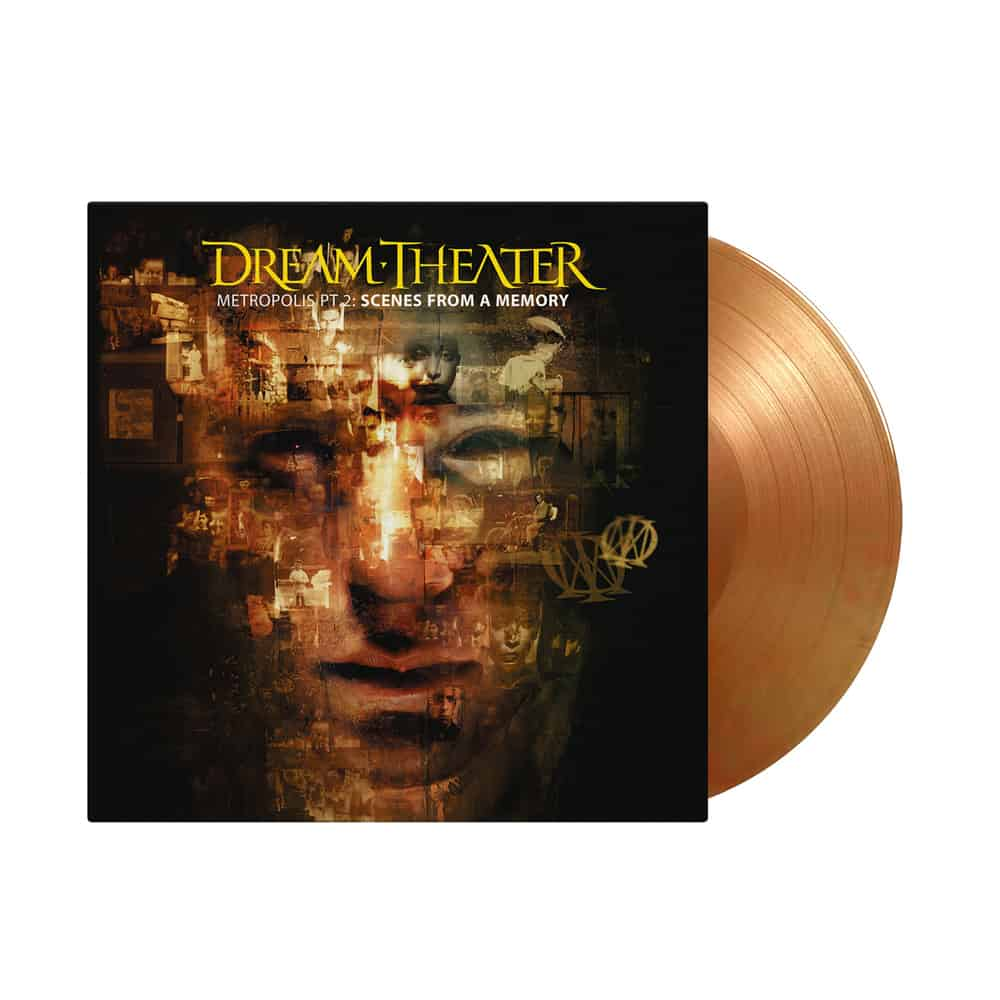 Buy Online Dream Theater - Metropolis Part II: Scenes From A Memory Coloured Vinyl