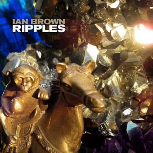 Buy Online Ian Brown - Ripples Limited Edition White