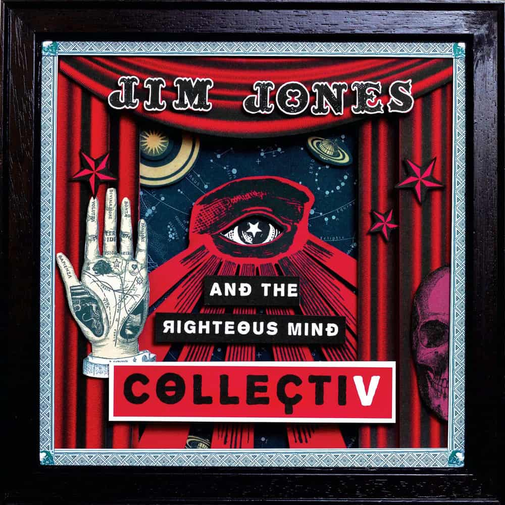 Buy Online Jim Jones & The Righteous Mind - CollectiV Limited Edition Coloured Vinyl