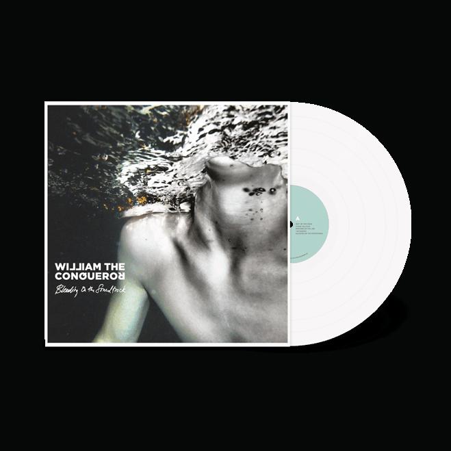 Buy Online William The Conqueror - Bleeding On The Soundtrack White Vinyl