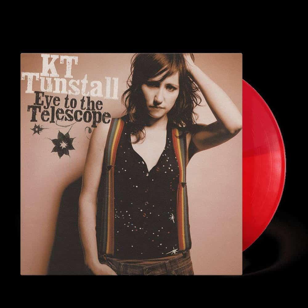 Buy Online KT Tunstall - Eye To The Telescope Red Vinyl