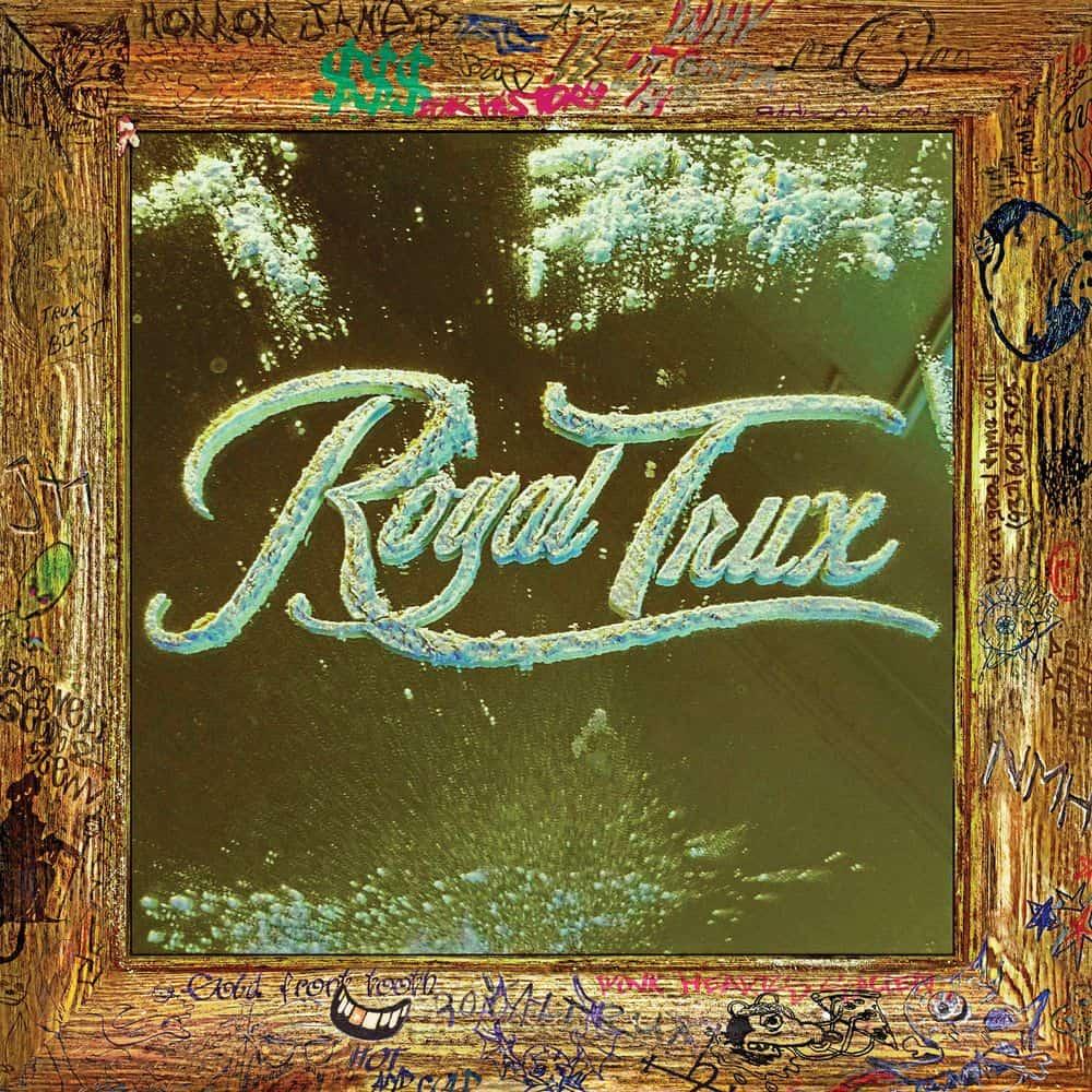 Buy Online Royal Trux - White Stuff Pizza Coloured Vinyl