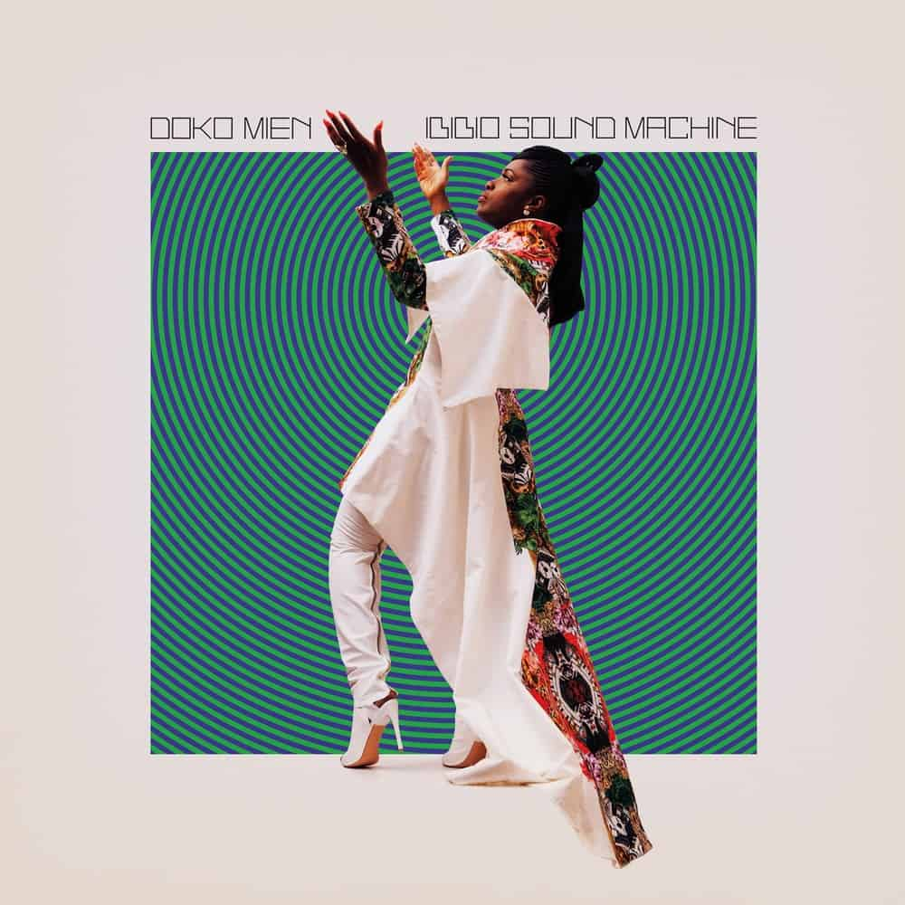 Buy Online Ibibio Sound Machine - Doko Mien White Vinyl