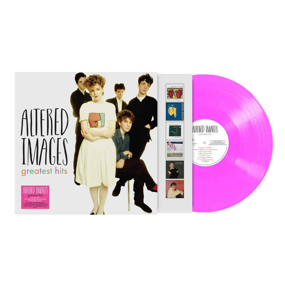 Buy Online Altered Images - Greatest Hits Coloured