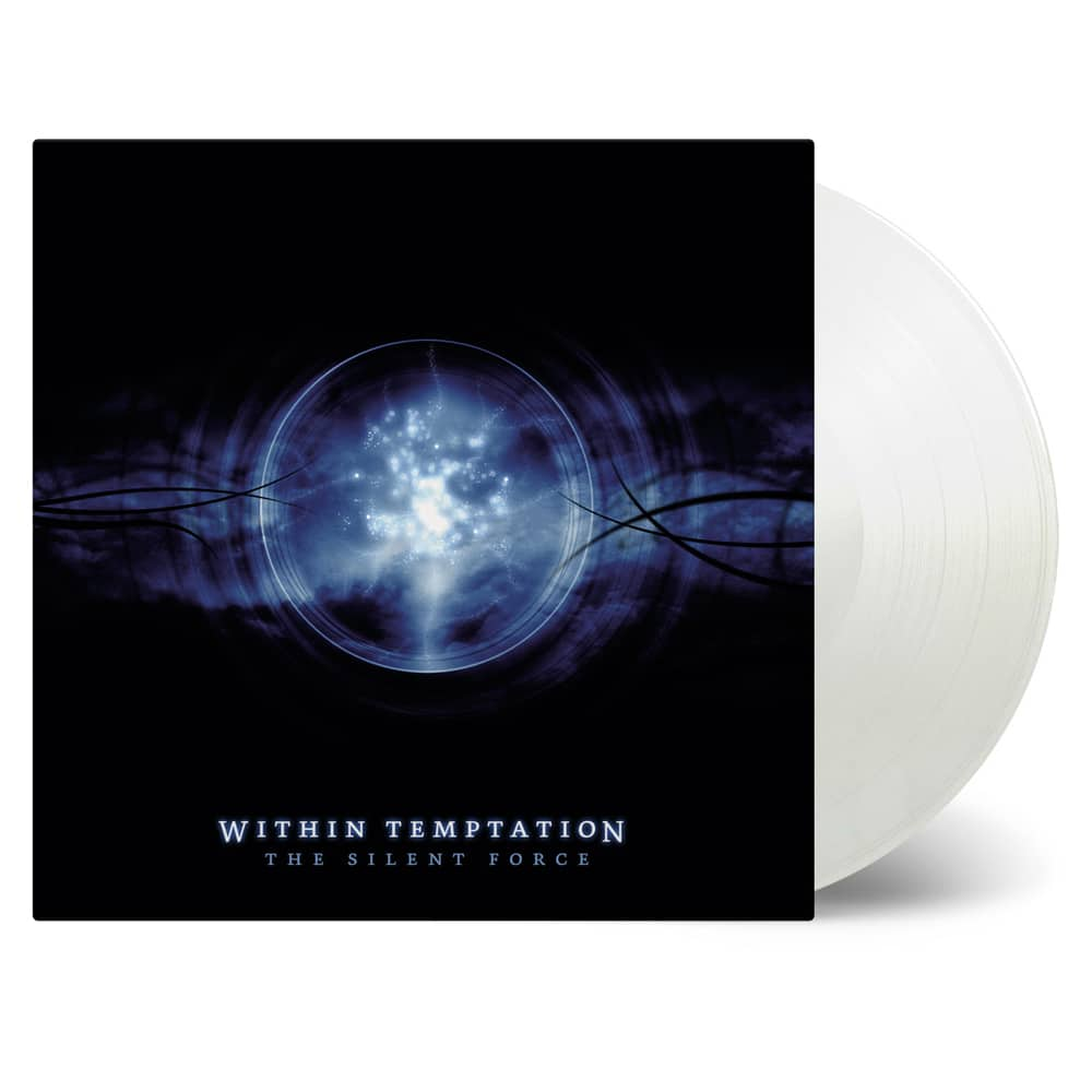 Buy Online Within Temptation - The Silent Force Clear Vinyl (WithPoster)