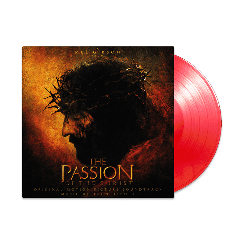 Buy Online Original Soundtrack - The Passion Of The Christ Coloured Vinyl