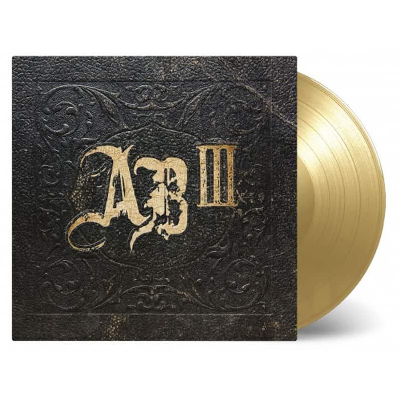 Buy Online Alter Bridge - AB III Gold Vinyl LP