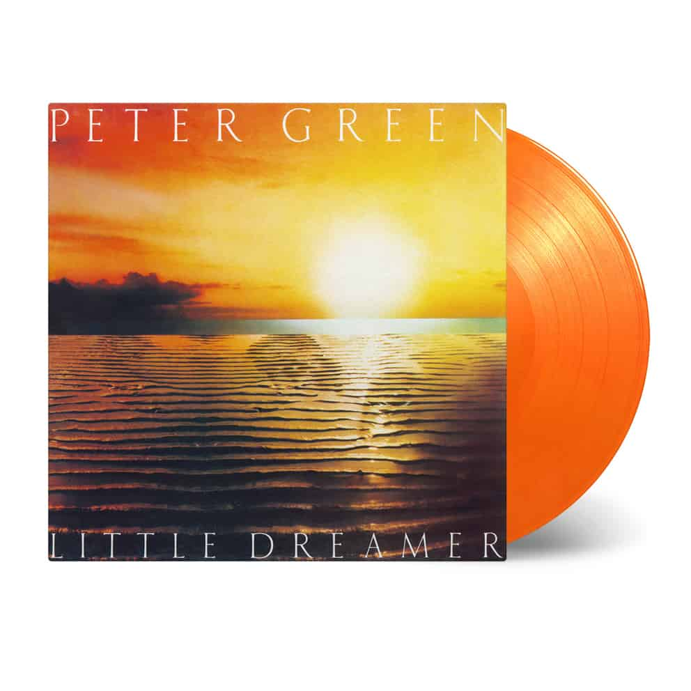Buy Online Peter Green - Little Dreamer Coloured Vinyl