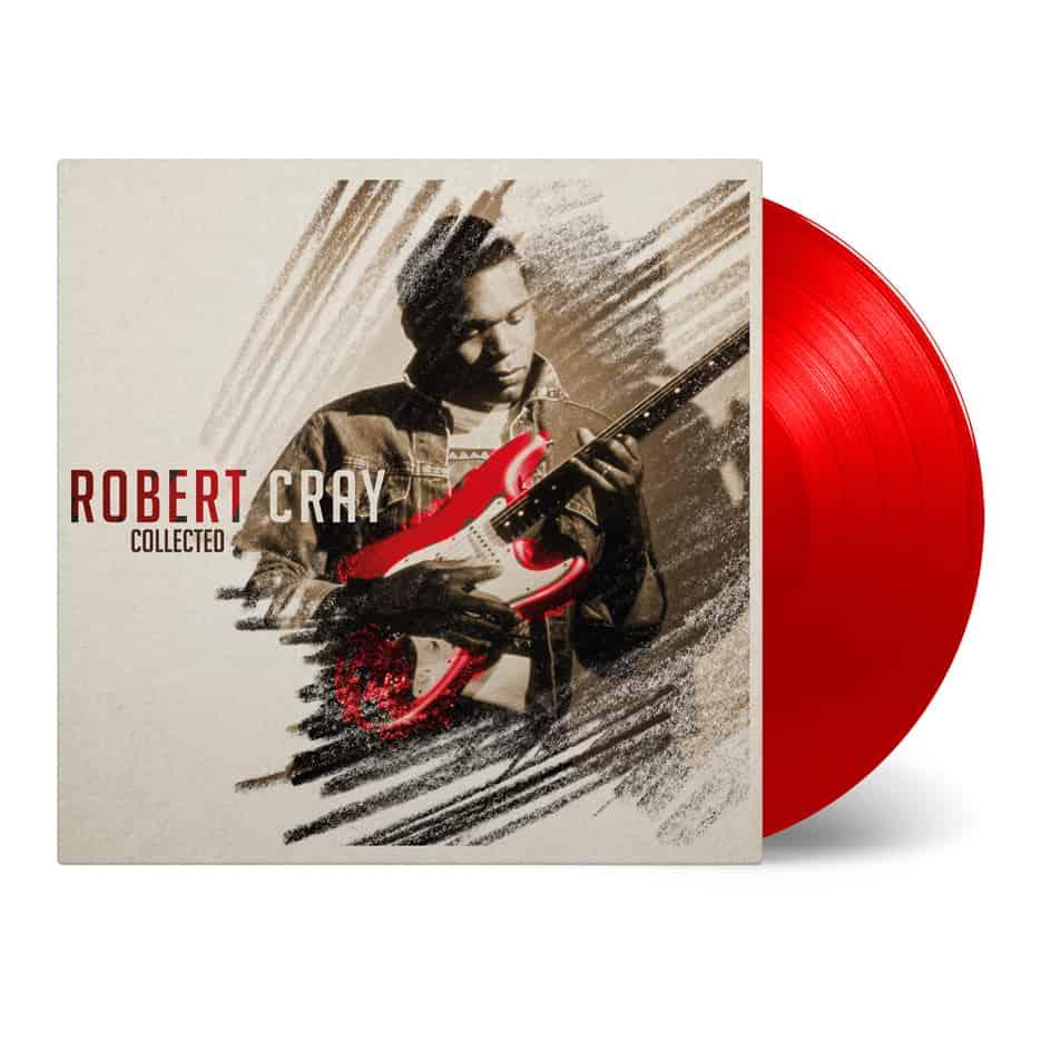 Buy Online Robert Cray - Collected Red Double Vinyl