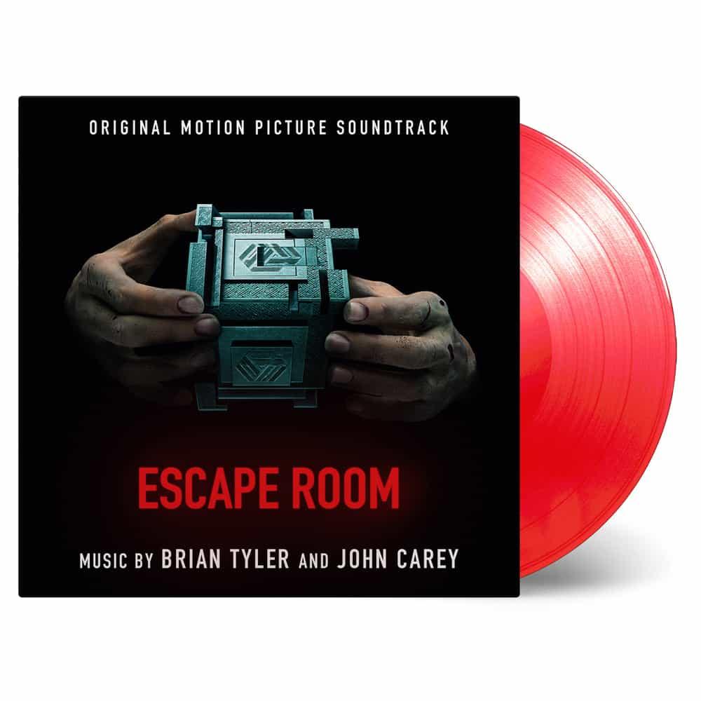 Buy Online Original Soundtrack - Escape Room Double Red LP