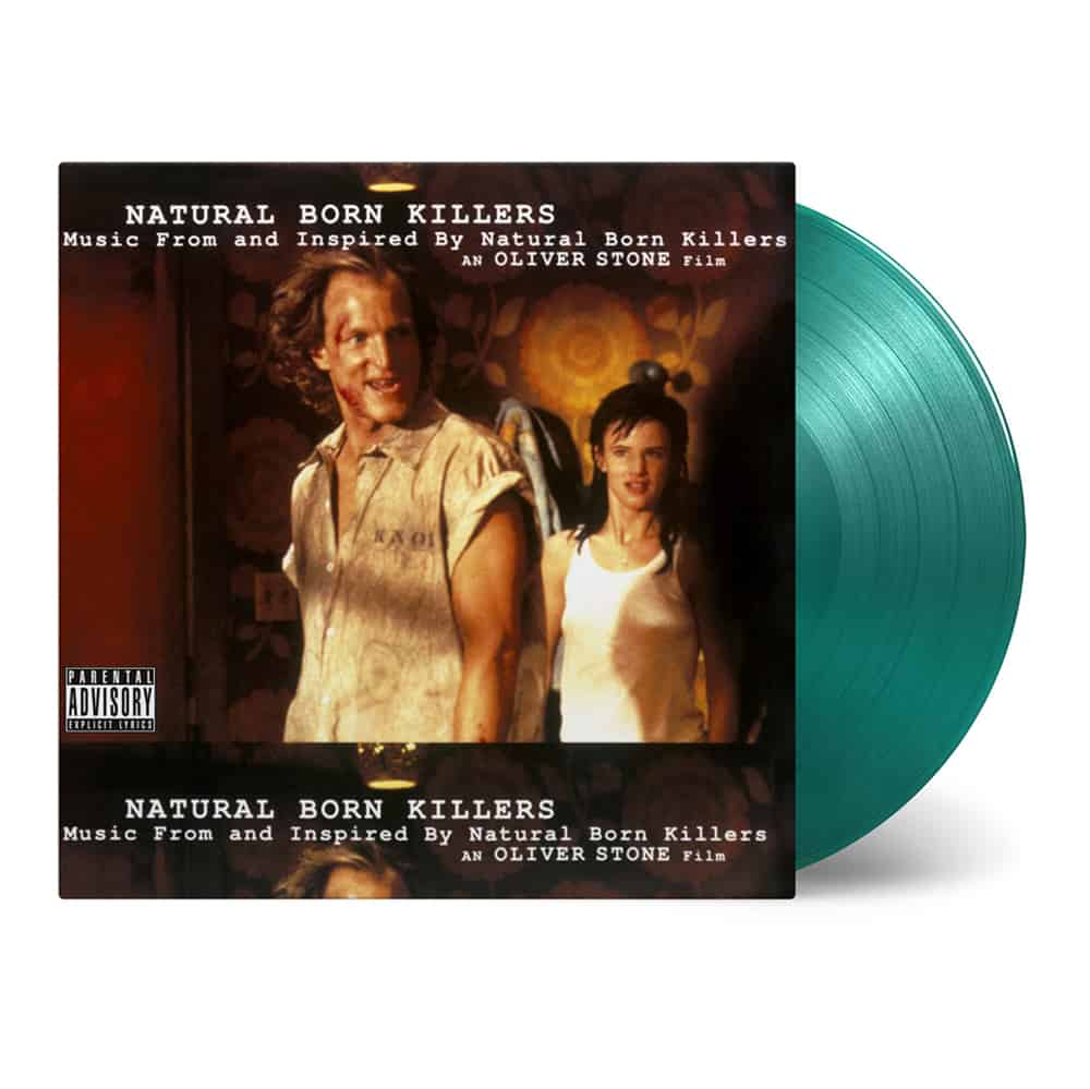 Buy Online Various Artists - Natural Born Killers Coloured Double Vinyl