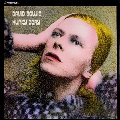 Buy Online David Bowie - Hunky Dory Black Vinyl