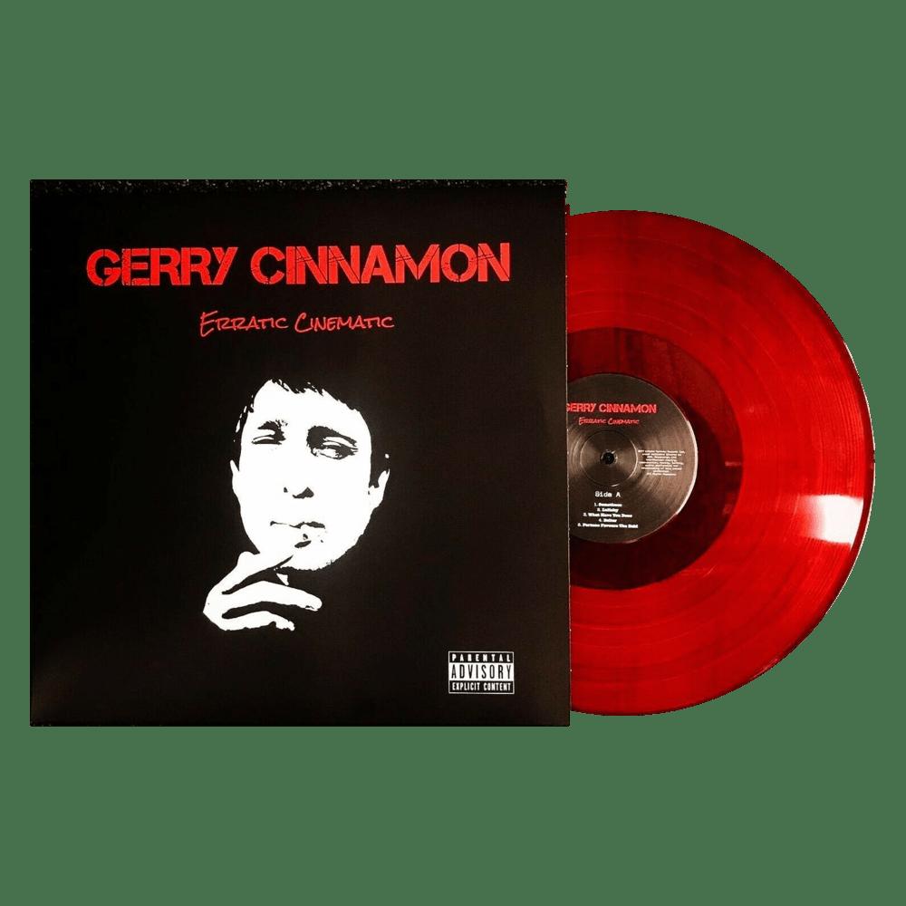 Buy Online Gerry Cinnamon - Erratic Cinematic