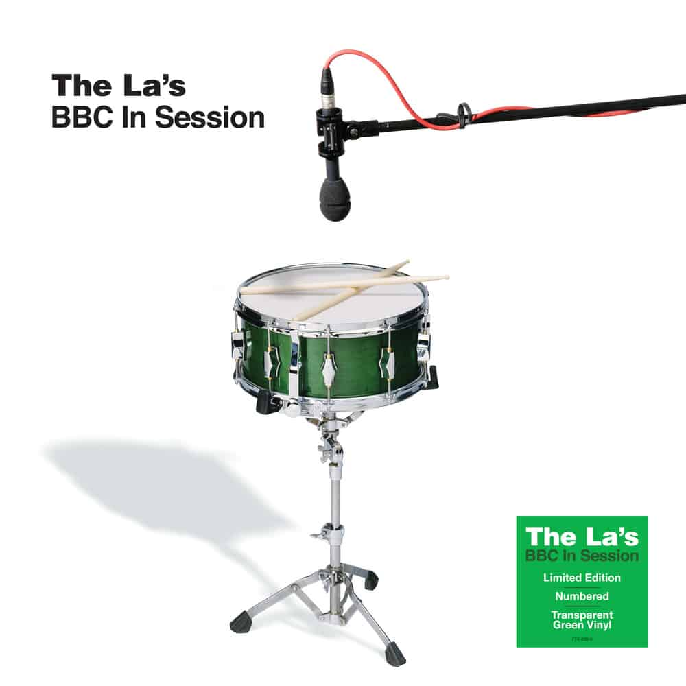 Buy Online The La's - BBC In Session Transparent Green