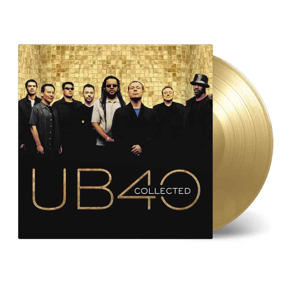 Buy Online UB40 - Collected Gold