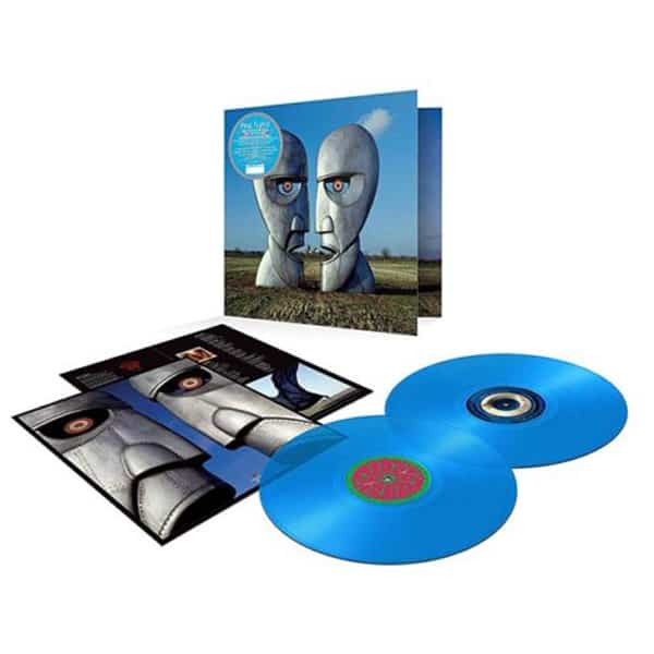 Buy Online Pink Floyd - The Division Bell Blue