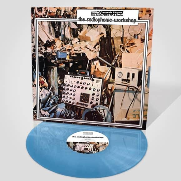Buy Online Various Artists - BBC Radiophonic Workshop Blue