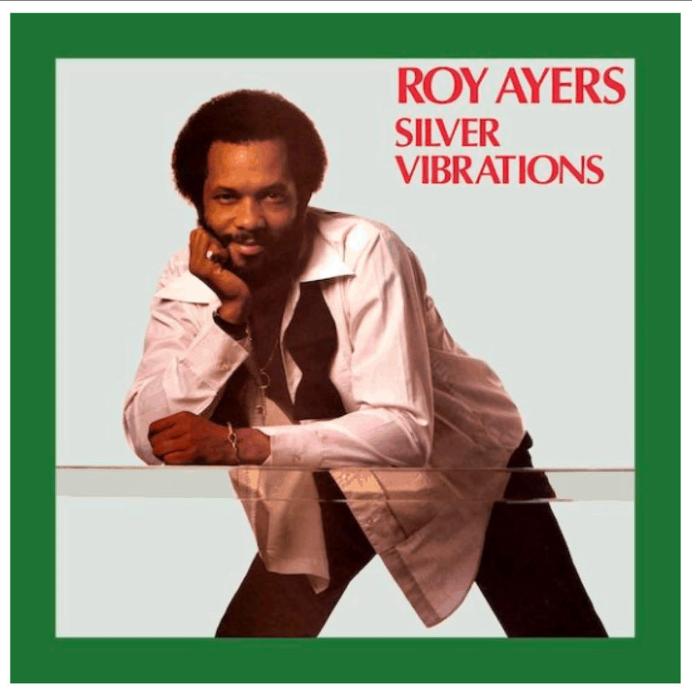 Buy Online Roy Ayers - Silver Vibrations