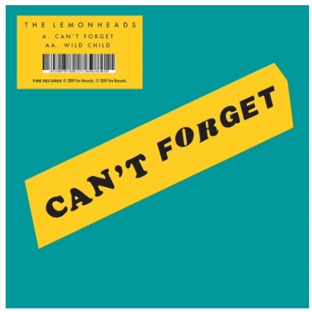 Buy Online The Lemonheads - Can't Forget / Wild Child
