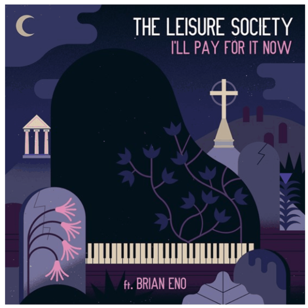 Buy Online The Leisure Society Feat. Brian Eno - I'll Pay For It Now