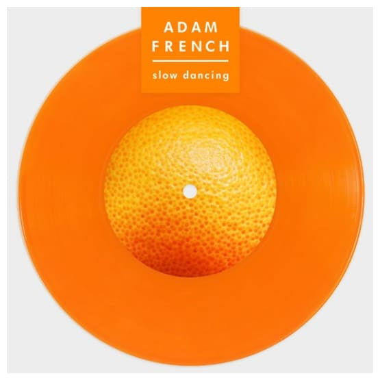 Buy Online Adam French - The Back Foot And Rapture Orange