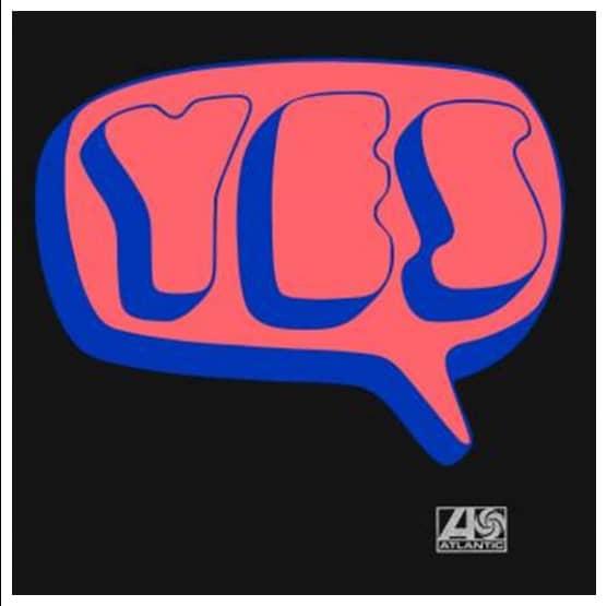 Buy Online Yes - 1st Album (50th Anniversary)