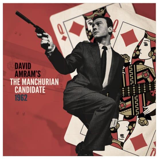 Buy Online David Amram - The Manchurian Candidate