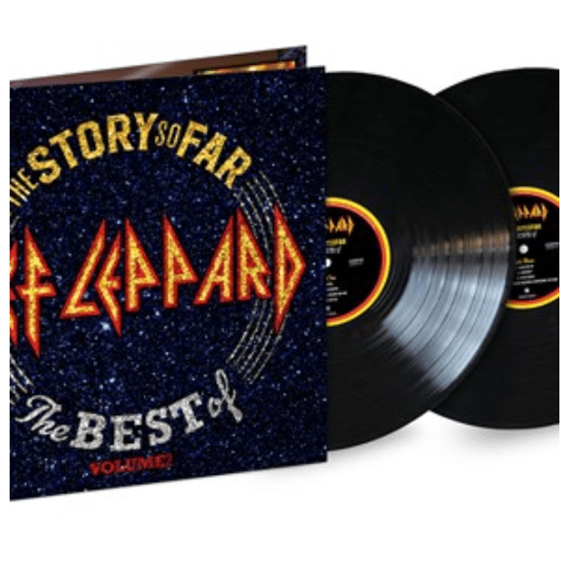 Buy Online Def Leppard - The Story So Far