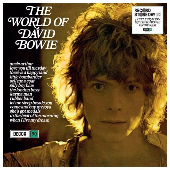 Buy Online David Bowie - The World Of David Bowie