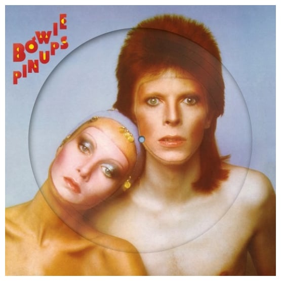 Buy Online David Bowie - Pin Ups Picture Disc