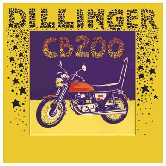 Buy Online Dillinger - CB 200