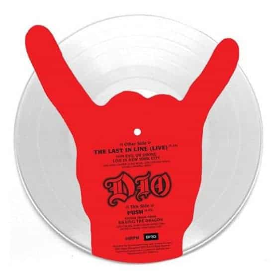 Buy Online Dio - The Last In Line Live Picture Disc