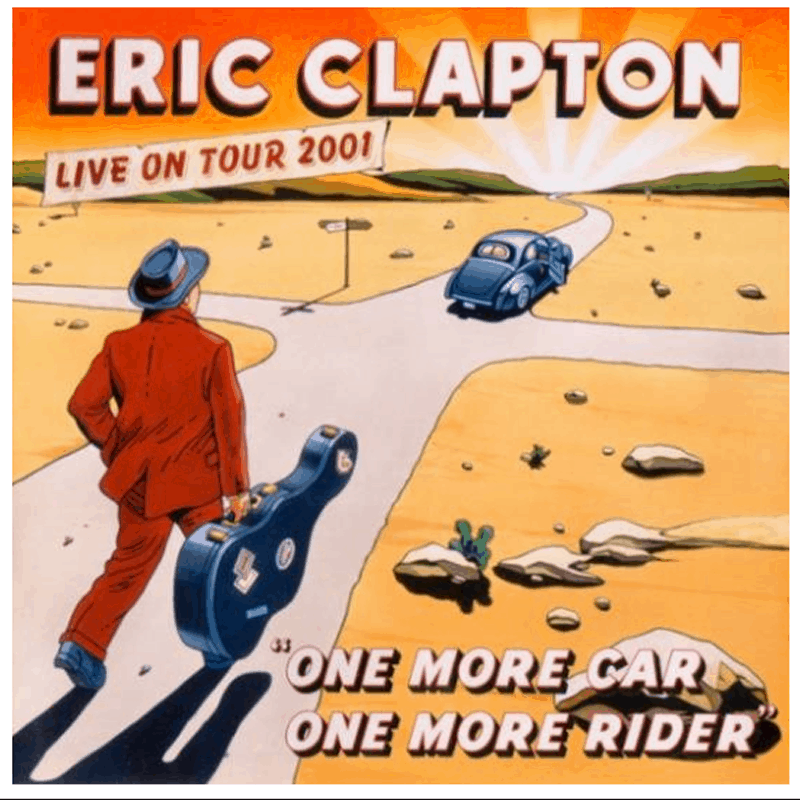 Buy Online Eric Clapton - One More Car, One More Rider Clear