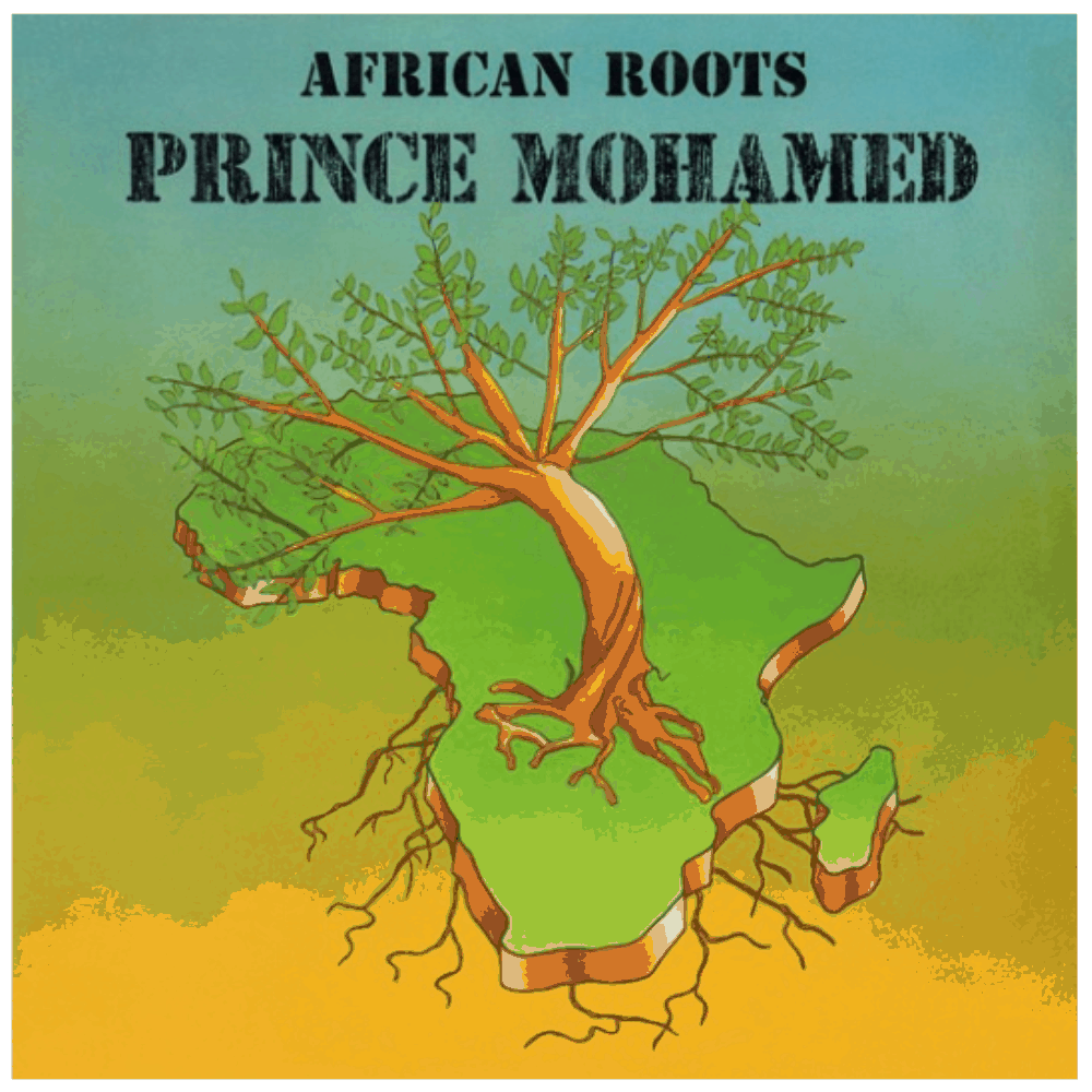 Buy Online Prince Mohamed - African Roots