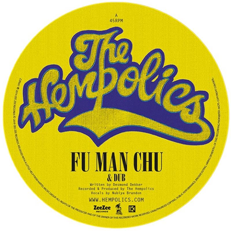 Buy Online The Hempolics - Fu Man Chu / Wild Is The Wind